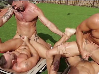 Pool Party Orgy